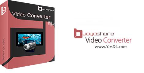 دانلود Joyoshare Video Converter 2.0.0.8 - نرم افزار تبدیل فرمت های ویدیویی