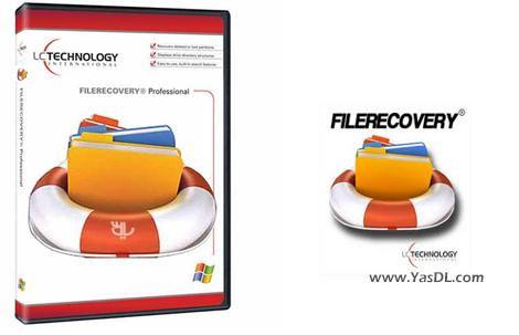 دانلود LC Technology Filerecovery 2019 Enterprise / Professional 5.6.0.5 - نرم افزار بازیابی اطلاعات