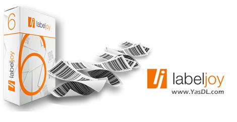 دانلود LabelJoy 6.2.0.200 Server + Portable - نرم افزار طراحی و چاپ برچسب و بارکد