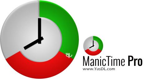 دانلود ManicTime Pro 4.2.2.0 - مدیریت زمان در استفاده از کامپیوتر