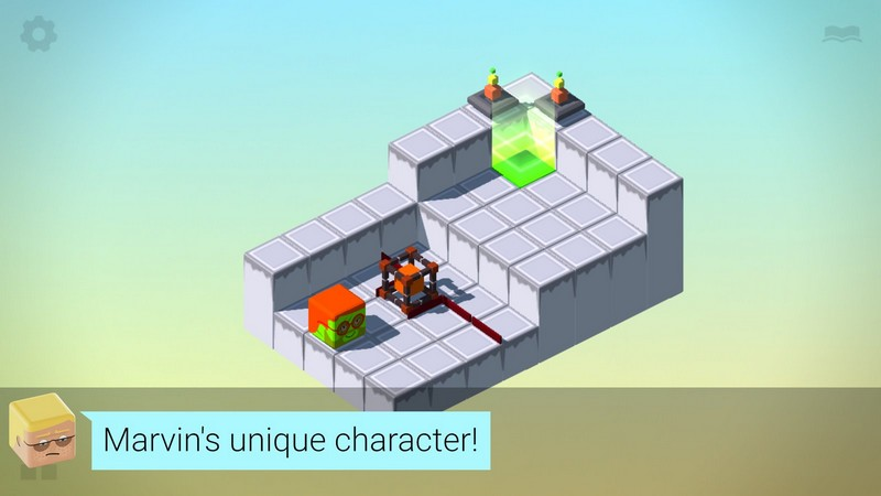 Marvin The Cube 1.6 - Marvin's Cube For Android