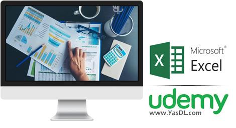 دانلود آموزش اکسل 2016 مخصوص مبتدیان - Microsoft Excel 2016 Course for Beginners