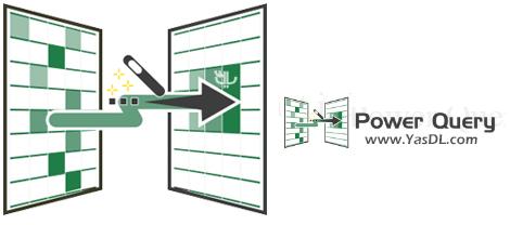 دانلود Microsoft Power Query for Excel 2.59.5135.201 x86/x64 - ابزار پاور کوئری برای اکسل