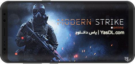 Modern Strike Online 1.35.1 For Android + Infinity Edition
