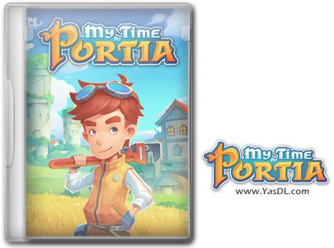 دانلود بازی My Time At Portia برای PC