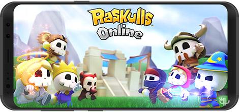دانلود بازی Raskulls: Online 1.0.21 - نبرد اسکلتها برای اندروید + نسخه بی نهایت