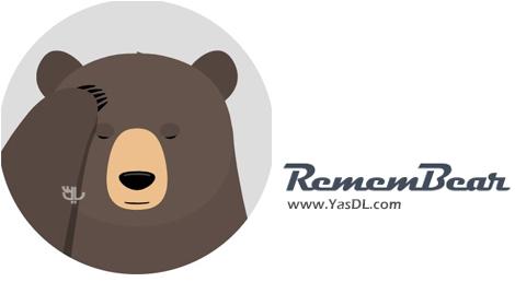 دانلود RememBear 1.2.4 - نرم افزار مدیریت و نگهداری رمزهای عبور