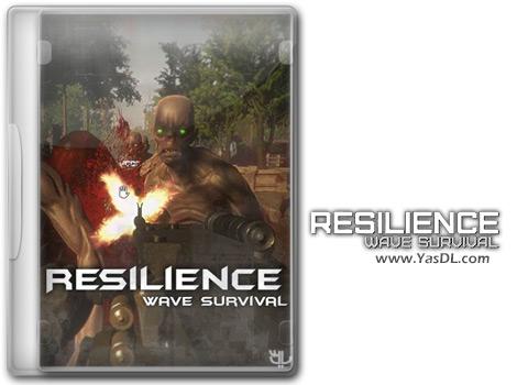 دانلود بازی Resilience Wave Survival 2.0 برای PC