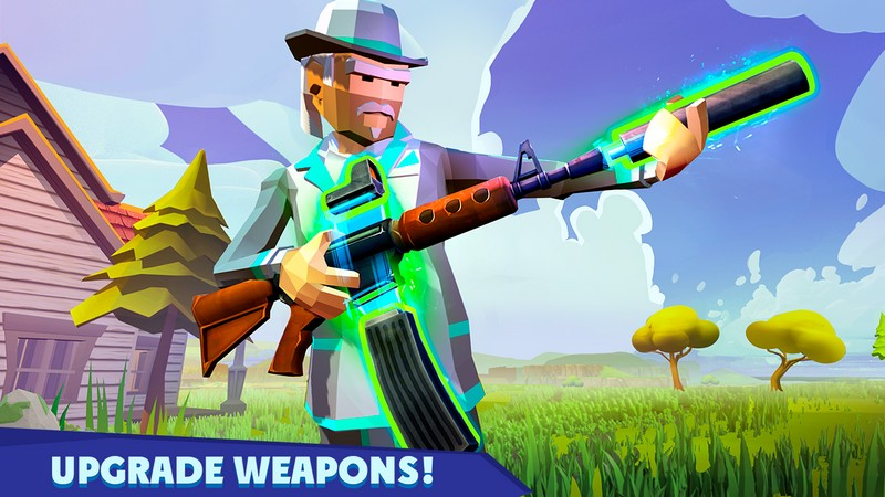 Rocket Royale 1.5.3 - Royal Racket For Android + Infinite Edition