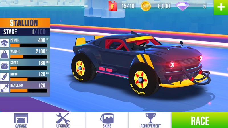 SUP Multiplayer Racing 2.2.6 Game For Android + Infinite Version