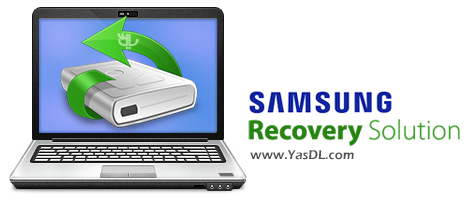 دانلود Samsung Recovery Solution 5.0.1.5 - بازیابی اطلاعات لپ تاپ سامسونگ