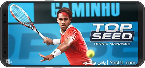 دانلود بازی TOP SEED - Tennis Manager 2.38.7 - مدیریت تنیس برای اندروید + نسخه بی نهایت