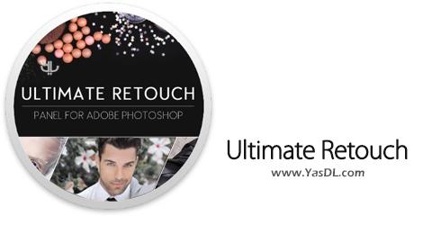دانلود Ultimate Retouch Panel 3.7.37 for Adobe Photoshop - رتوش چهره در فتوشاپ