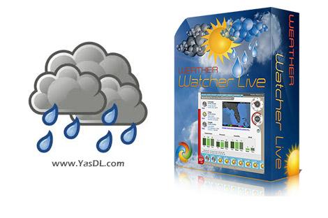 دانلود Weather Watcher Live 7.2.168 - نرم افزار مشاهده زنده وضعیت آب و هوا