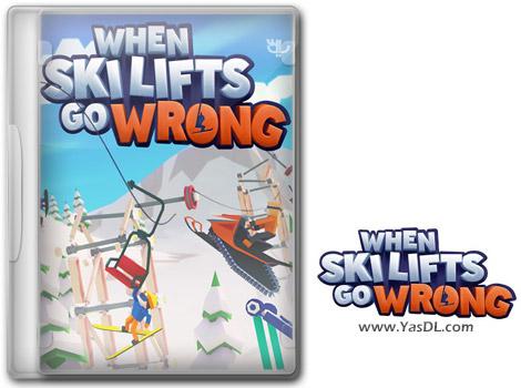 دانلود بازی When Ski Lifts Go Wrong برای PC