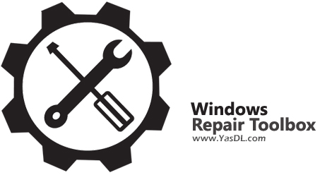 دانلود Windows Repair Toolbox 3.0.1.7 + Portable - نرم افزار ترمیم ویندوز