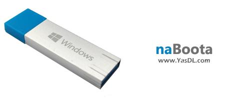 دانلود naBoota 0.1.2 - نرم افزار ساخت آسان و سریع دیسکهای بوتیبل