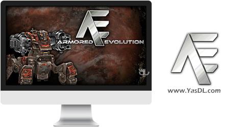 دانلود بازی Armored Evolution برای PC