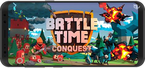 دانلود بازی BattleTime 1.5.2 - زمان نبرد برای اندروید + نسخه بی نهایت