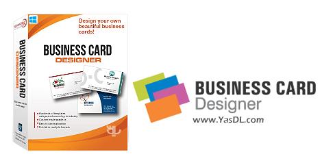 دانلود BizCard Software Business Card Designer 5.0 - نرم افزار طراحی کارت ویزیت