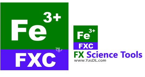 دانلود FX Science Tools 19.02.22 - نرم افزار نوشتن معادلات شیمی و فیزیک