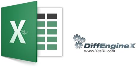 دانلود Florencesoft DiffEngineX 3.14.0.0 - نرم افزار مقایسه فایلهای اکسل