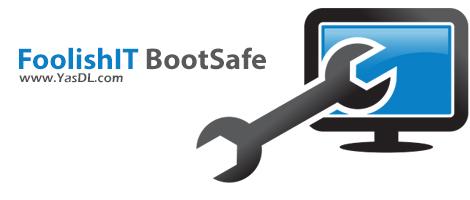 دانلود FoolishIT BootSafe 4.1.2 - بوت کردن ویندوز در حالت سیف مود