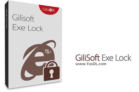 دانلود GiliSoft Exe Lock 5.3.0 - نرم افزار قفل کردن فایلهای اجرایی