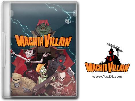 دانلود بازی MachiaVillain Electrocution برای PC
