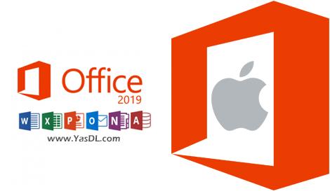 دانلود Microsoft Office 2019 16.22 - مجموعه آفیس 2019 برای مک