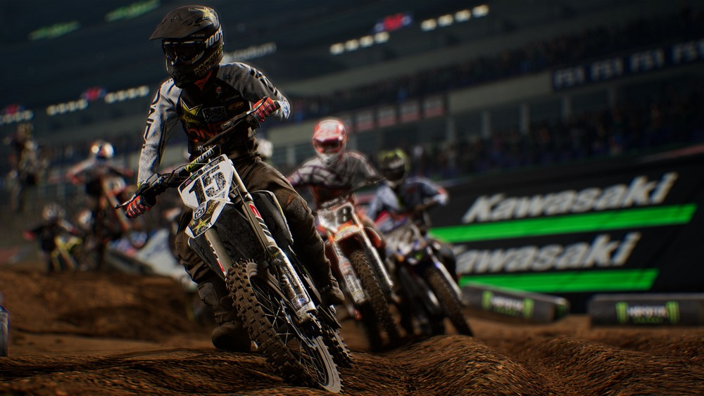 Monster Energy Supercross The Official Videogame 2 For PC Update
