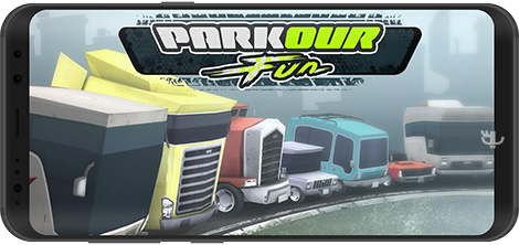 دانلود بازی PARKour Fun 1.22 - رانندگی پارکور برای اندروید + نسخه بی نهایت