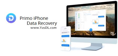 دانلود Primo iPhone Data Recovery 2.3.0 Build 20181018 - بازیابی اطلاعات آیفون