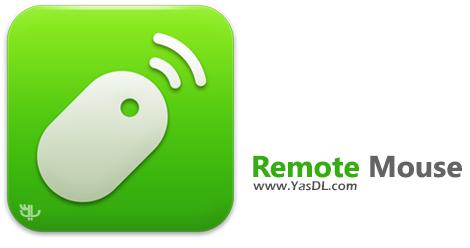 دانلود Remote Mouse 3.008 - تبدیل اندروید و iOS به موس و کیبورد بیسیم برای کامپیوتر
