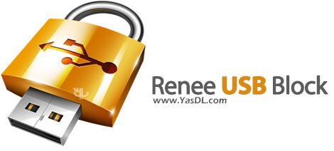 دانلود Renee USB Block 1.0.0 - نرم افزار مسدودسازی پورتهای USB