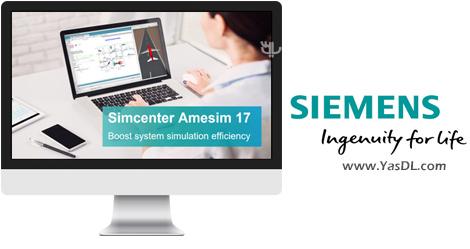 دانلود Siemens Simcenter Amesim 17.0 x64 - نرم افزار آنالیز، مدل سازی و شبیه سازی سیستمهای مکاترونیک