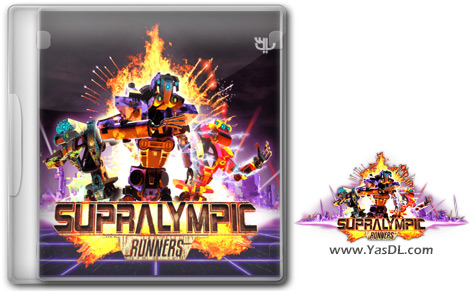 دانلود بازی Supralympic Runners برای PC
