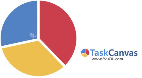 دانلود TaskCanvas 1.4.0 - نظارت بر میزان استفاده از کامپیوتر و برنامهها