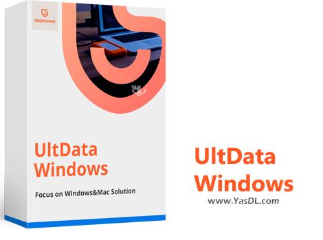 دانلود Tenorshare UltData Windows 7.0.0.30 - نرم افزار بازیابی اطلاعات حذف شده