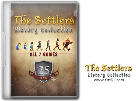 دانلود بازی The Settlers History Collection برای PC