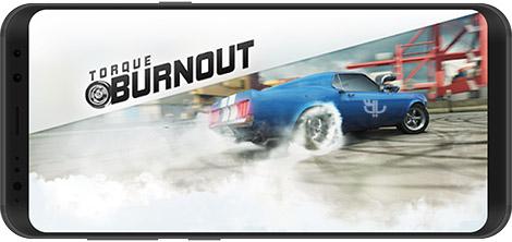 دانلود بازی Torque Burnout 2.1.5 - ماشین سواری برن اوت برای اندروید + دیتا + پول بی نهایت