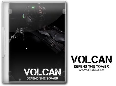 دانلود بازی Volcan Defend the Tower برای PC