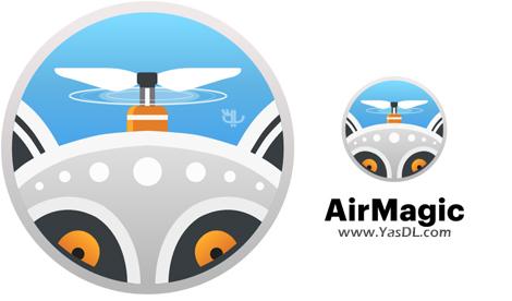 دانلود AirMagic 1.0.0.2763 - نرم افزار بهبود تصاویر عکاسی هوایی