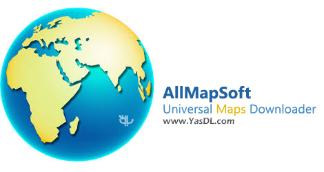 دانلود AllMapSoft Universal Maps Downloader 9 915 دریافت