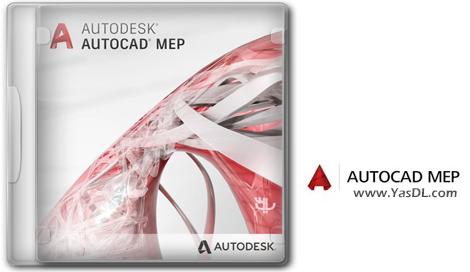 دانلود Autodesk AutoCAD MEP 2020 x64 - طراحی نقشه تاسیسات ساختمان