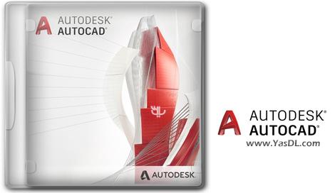 دانلود اتوکد 2020 - Autodesk AutoCAD 2020 + LT x86/x64