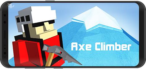 دانلود بازی Axe Climber 1.87 - صعود از قلههای برفی برای اندروید + نسخه بی نهایت