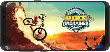 دانلود بازی Bike Unchained 2 2.0.0 - دوچرخهسواری کوهستان برای اندروید + نسخه بی نهایت