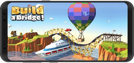دانلود بازی Build a Bridge! 2.5.3 - پل سازی برای اندروید + نسخه بی نهایت