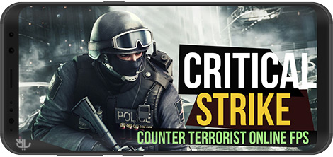 Critical Strike CS 9.59 Counter Strike For Android + Infinite Edition